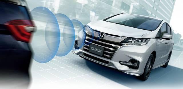 予防安全性能|安全・性能|オデッセイ|Honda (43284)