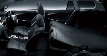 カローラフィールダー(トヨタ)のモデル・グレード別カタログ情報|中古車の情報なら【グーネット】 (43678)