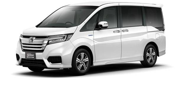 ハイブリッド車|タイプ・価格|ステップ ワゴン|Honda (43776)