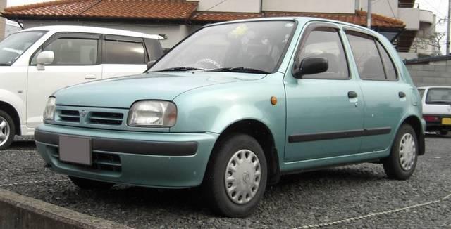 2代目モデル(K11型 1992年〜2002年)