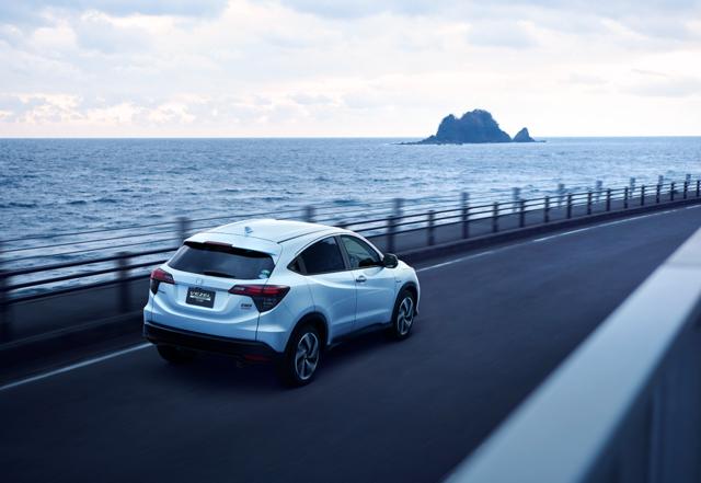 燃費・環境性能|性能・安全|ヴェゼル|Honda (44456)