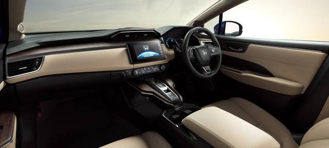 デザイン・カラー|インテリア|クラリティ PHEV|Honda (44489)
