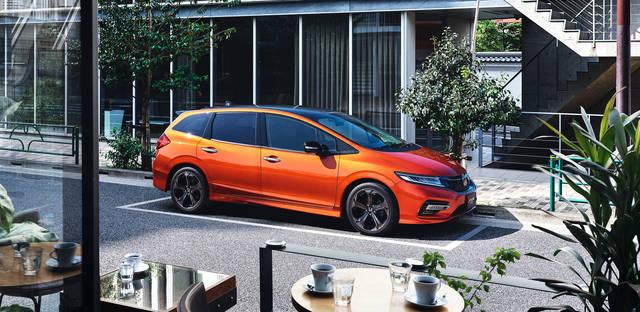 デザイン・カラー|スタイリング|ジェイド|Honda (44549)
