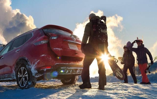 日産:エクストレイル [ X-TRAIL ] スポーツ&スペシャリティ/SUV | 機能・快適性 (44608)