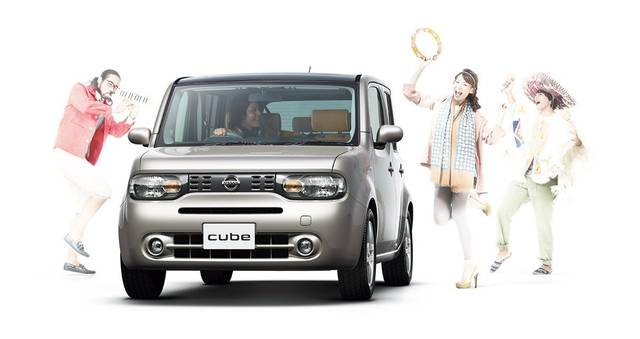日産:キューブ [ CUBE ] コンパクトカー | 外観・内装 (44665)