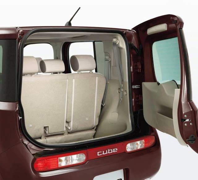 日産:キューブ [ CUBE ] コンパクトカー | 機能・快適性 (44675)