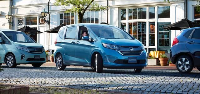 走行性能|性能・安全|フリード|Honda (44697)