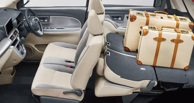 【公式】キャストの車内空間と荷室|ダイハツ (44790)