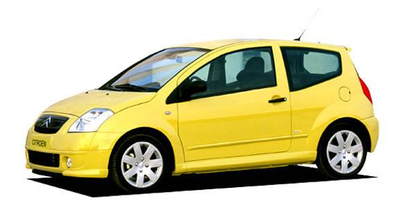 C2 1.6VTS(2007年7月) のカタログ情報(10042624)|中古車の情報なら【グーネット】 (44840)