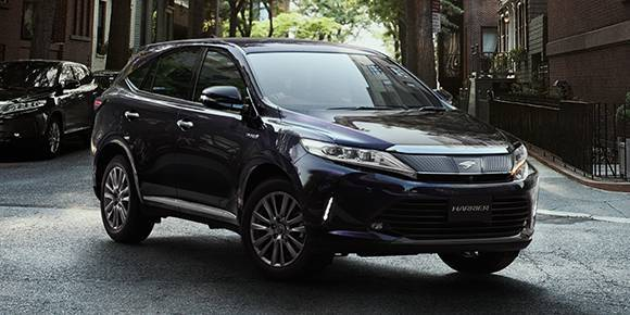 トヨタの高級SUVであるハリアーの魅力を紹介します!