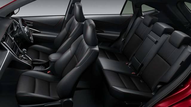 トヨタ ハリアー | 室内 | トヨタ自動車WEBサイト (44876)