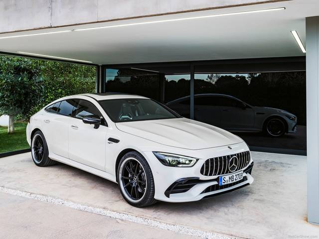 Mercedes-Benz AMG GT53 4-Door (44955)