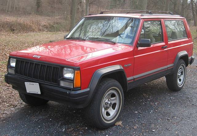 2代目モデル XJ(1984年-2001年)