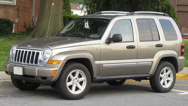 3代目モデル KJ(2001年-2007年)