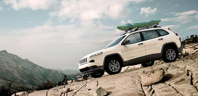 Cherokee (チェロキー) | SUV | Jeep® (45029)