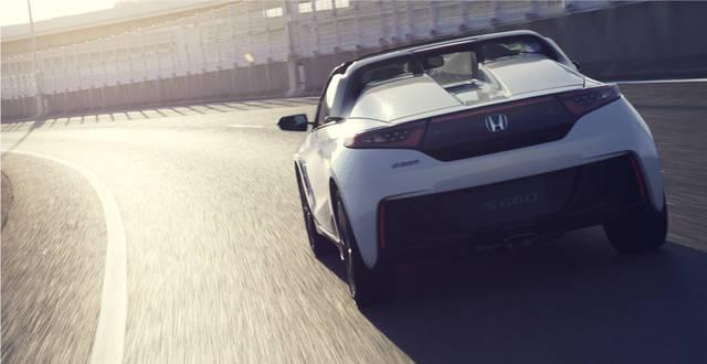 走行性能|安全・性能|S660|Honda (45045)