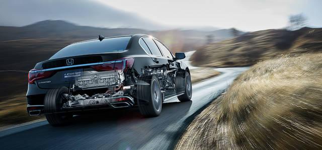 走行性能|性能・安全|レジェンド|Honda (45224)