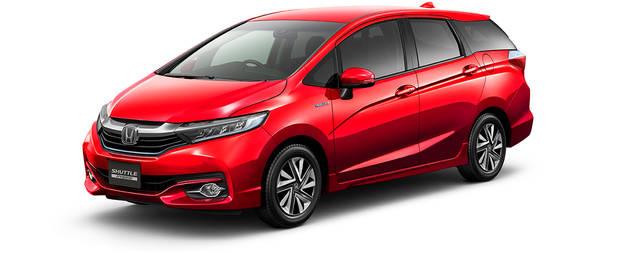 ハイブリッド車|タイプ・価格|シャトル|Honda (45247)