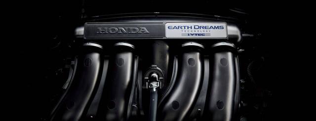 1.5L 直噴 DOHC i-VTEC エンジン