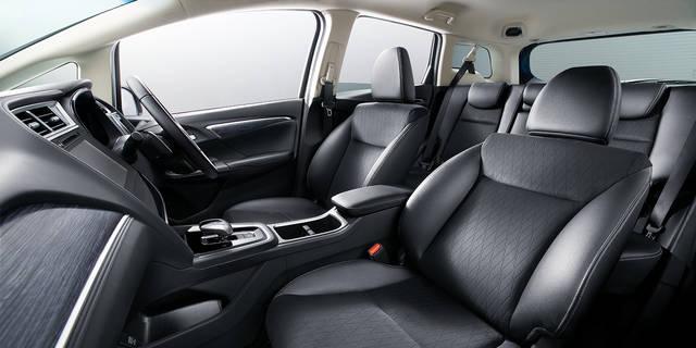 室内空間|インテリア|シャトル|Honda (45259)