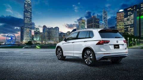 Tiguan | SUV | フォルクスワーゲン公式 (45403)