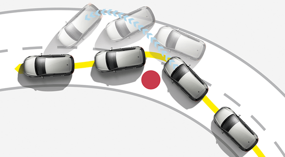 Stage1.予防安全 | Volkswagen オールイン・セーフティ|Volkswagen (45411)