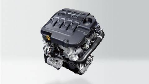 2.0L TDIエンジン