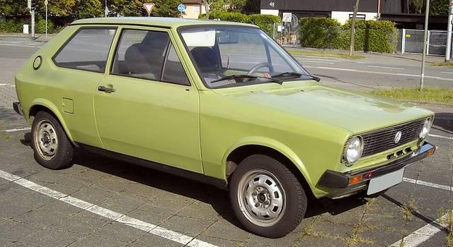 初代モデル(1975年〜1981年)