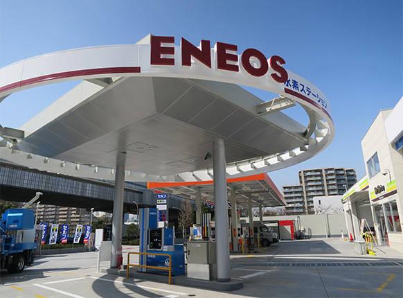 ENEOSの水素ステーション|水素ビジネス|JXTGエネルギー (45863)
