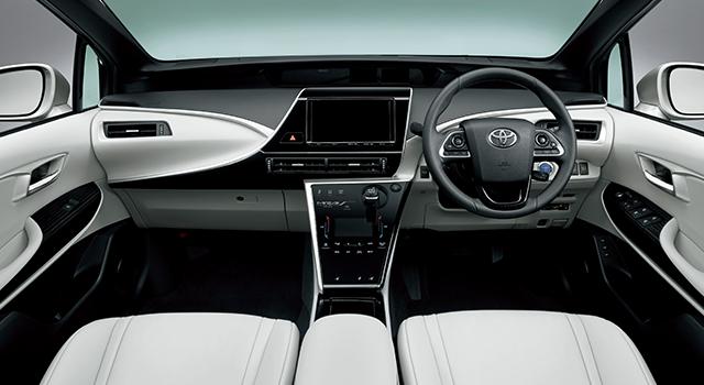 トヨタ MIRAI | 室内・インテリア | 室内装備 | トヨタ自動車WEBサイト (45866)