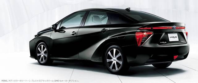 トヨタ MIRAI | スタイル・カラー | トヨタ自動車WEBサイト (45878)
