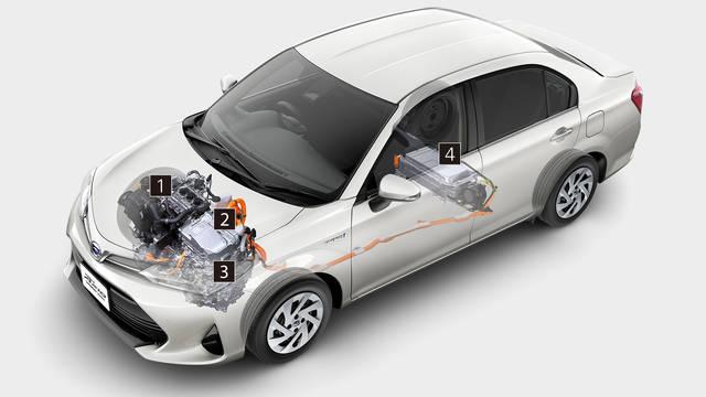 トヨタ カローラ アクシオ | 走行性能 | エンジン・ハイブリッド | トヨタ自動車WEBサイト (45947)