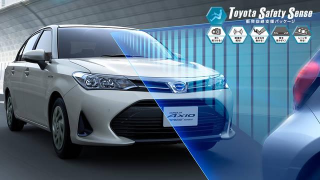 トヨタ カローラ アクシオ | 安全性能 | Toyota Safety Sense | トヨタ自動車WEBサイト (45957)