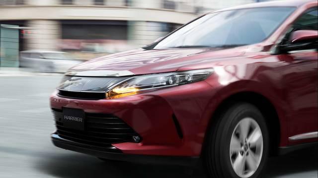トヨタ ハリアー | 走行性能 | エンジン・ハイブリッド | トヨタ自動車WEBサイト (46018)