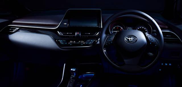 トヨタ C-HR | 室内 | トヨタ自動車WEBサイト (46075)