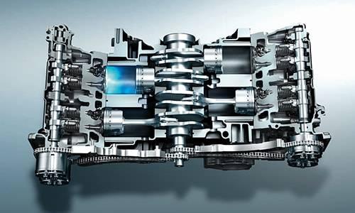 1.6ℓエンジン