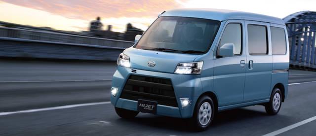 【公式】ハイゼット カーゴの燃費と走行性能|ダイハツ (46264)