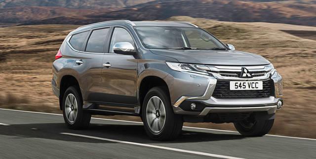 Shogun Sport - Superior 7 Seat 4x4 SUV - Mitsubishi Motors in the UK (46385)