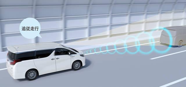 トヨタ アルファード | 安全性能 | Toyota Safety Sense | トヨタ自動車WEBサイト (46631)
