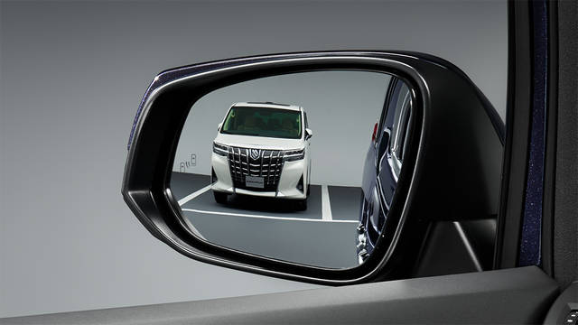 トヨタ アルファード | 安全性能 | 予防安全 | トヨタ自動車WEBサイト (46635)