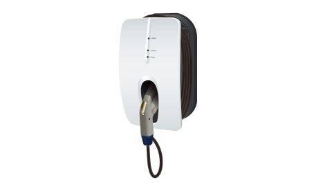 トヨタホーム製壁掛型充電器