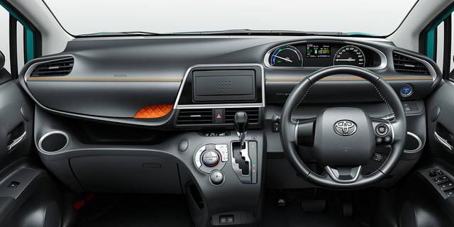 トヨタ シエンタ | デザイン・スタイル | トヨタ自動車WEBサイト (47078)