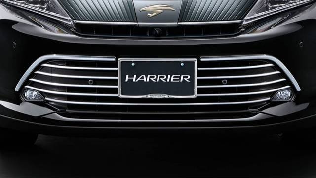 トヨタ ハリアー | カスタマイズカー | STYLING PACKAGE Ver.3 | トヨタ自動車WEBサイト (47117)