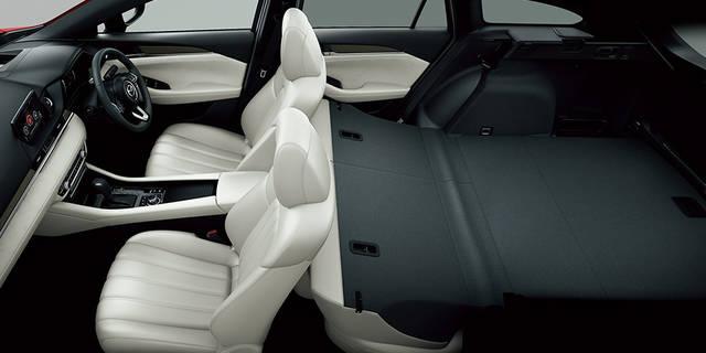 【MAZDA】アテンザ 心地よい空間 - 快適な乗り心地はクルマとの一体感を楽しめるシート設計から (47188)
