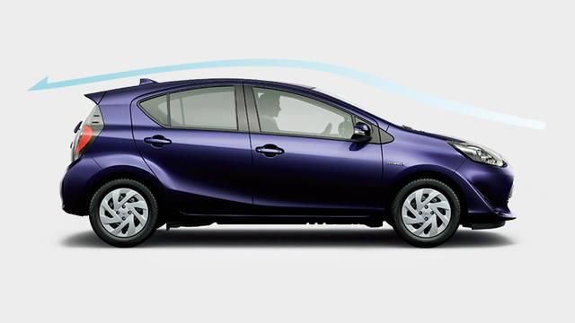 トヨタ アクア | 走行性能 | 走行性能 | トヨタ自動車WEBサイト (47255)