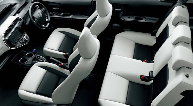 トヨタ アクア | 室内 | トヨタ自動車WEBサイト (47265)