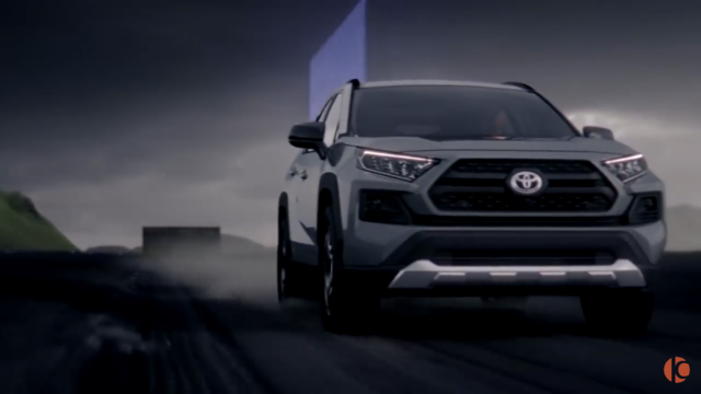 2019 Toyota RAV4 - Technological Features - YouTube (47328)