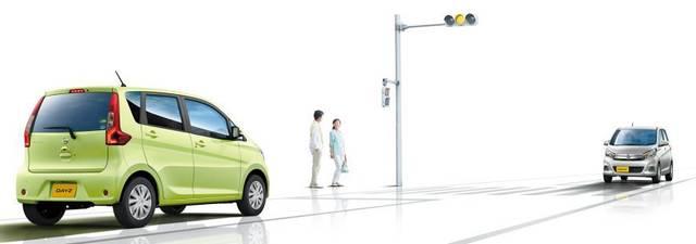 日産:デイズ [ DAYZ ] 軽自動車 | 走行性能 (47361)