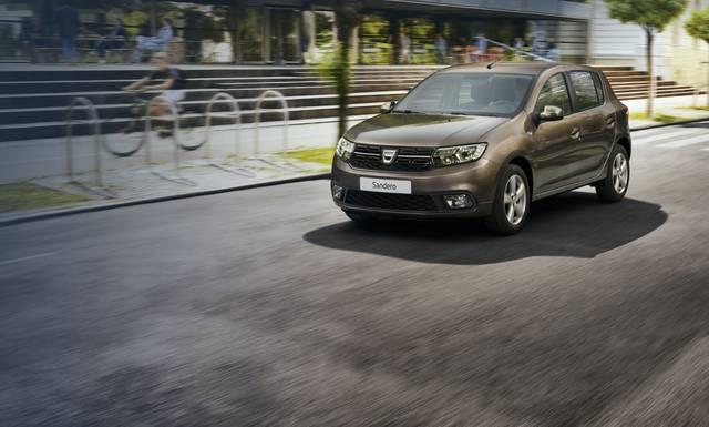 Dacia Sandero | Dacia Cars | Dacia UK (47447)