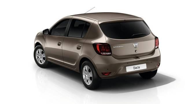 Dacia Sandero | Dacia Cars | Dacia UK (47448)